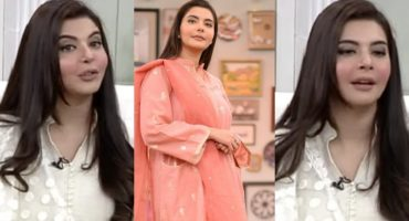 Nida Yasir Shares Horror Incident In Her Show