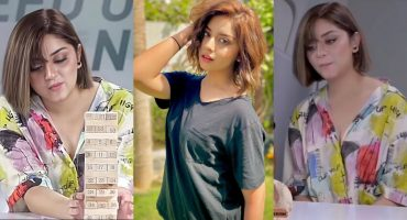 Alizeh Shah's Dressing Caused Fierce Criticism From The Netizens Again