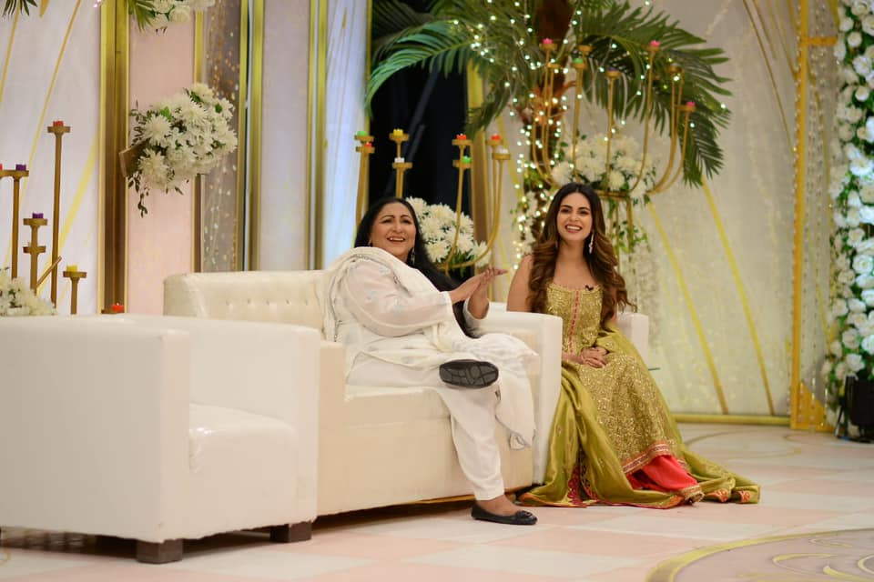 Beautiful Pictures Of Celebrities From GMP Eid Show - Day 3