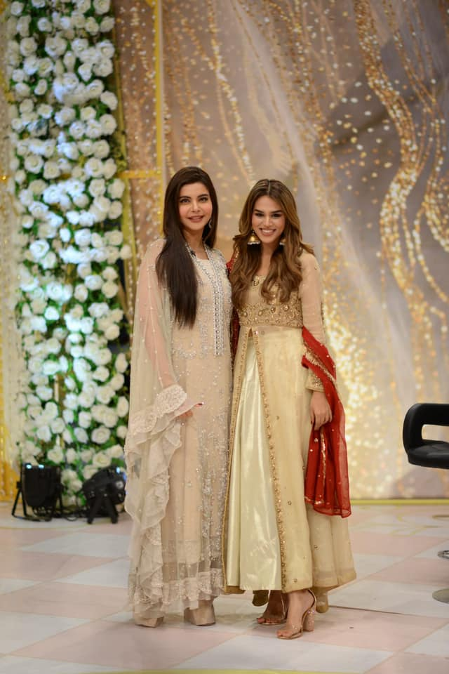 Celebrities Pictures From GMP Eid Show - Day 4