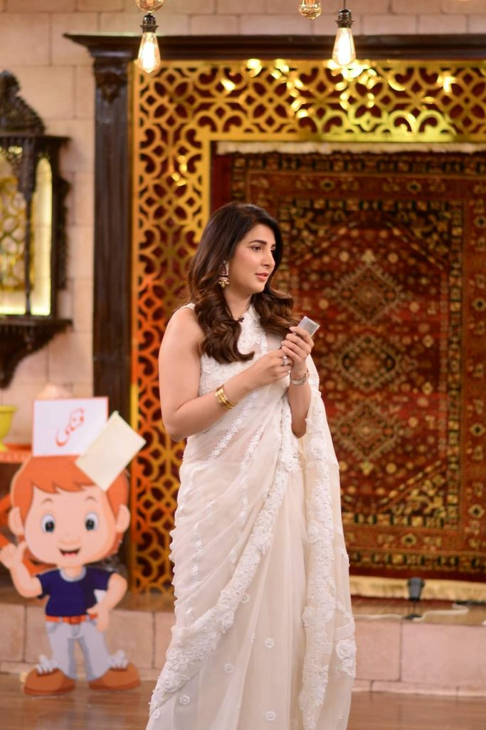 Celebrities Pictures From GMP Eid Show Day Five