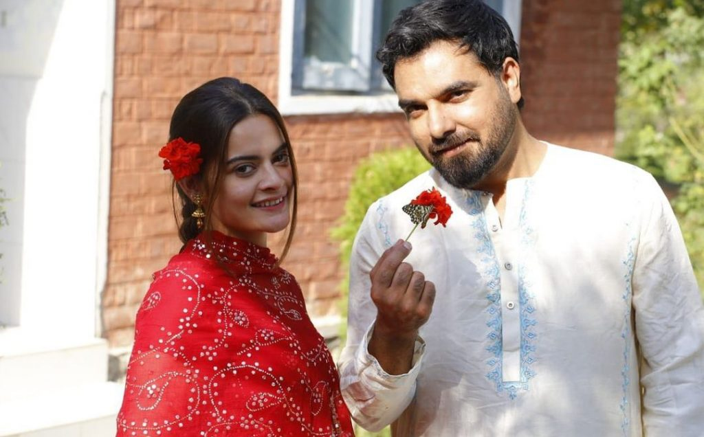 Which Actress's Marriage Is Yasir Hussain Hinting At