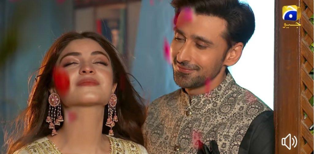 Sami Khan And Kinza Hashmi's New Drama Serial Promo