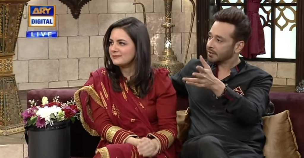 How Did Faysal Quraishi and Sana Faysal Meet