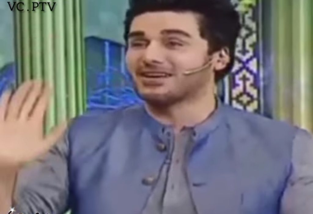 Ahsan Khan's Mother Surprised Him in Live Show