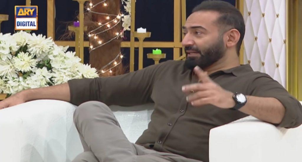 Nadeem Baig Revealed Real Story Behind Yasir Hussain And Nausheen Shah Viral Feud