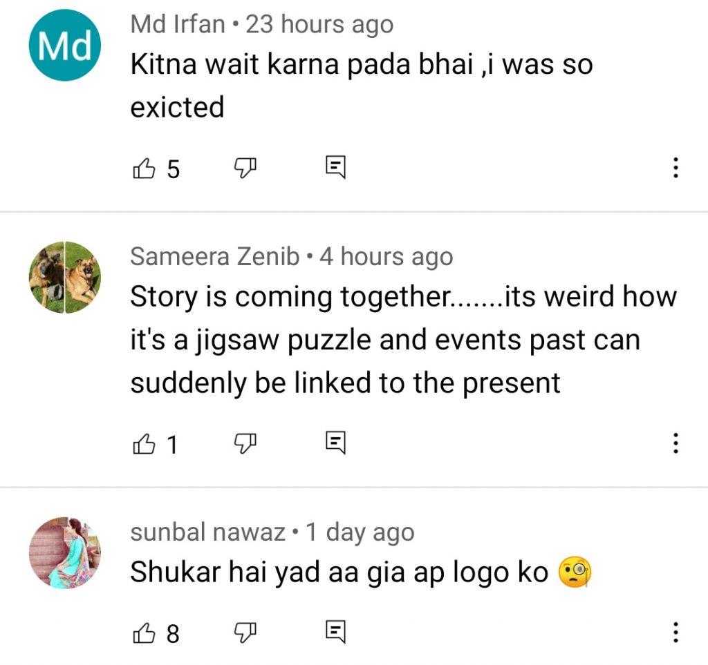 Dil Na Umeed To Nahi Episode 14 - Public Reaction