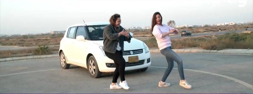 "Mahira Khan's Dance On "" Ik Pal "" Will Make You Groove"