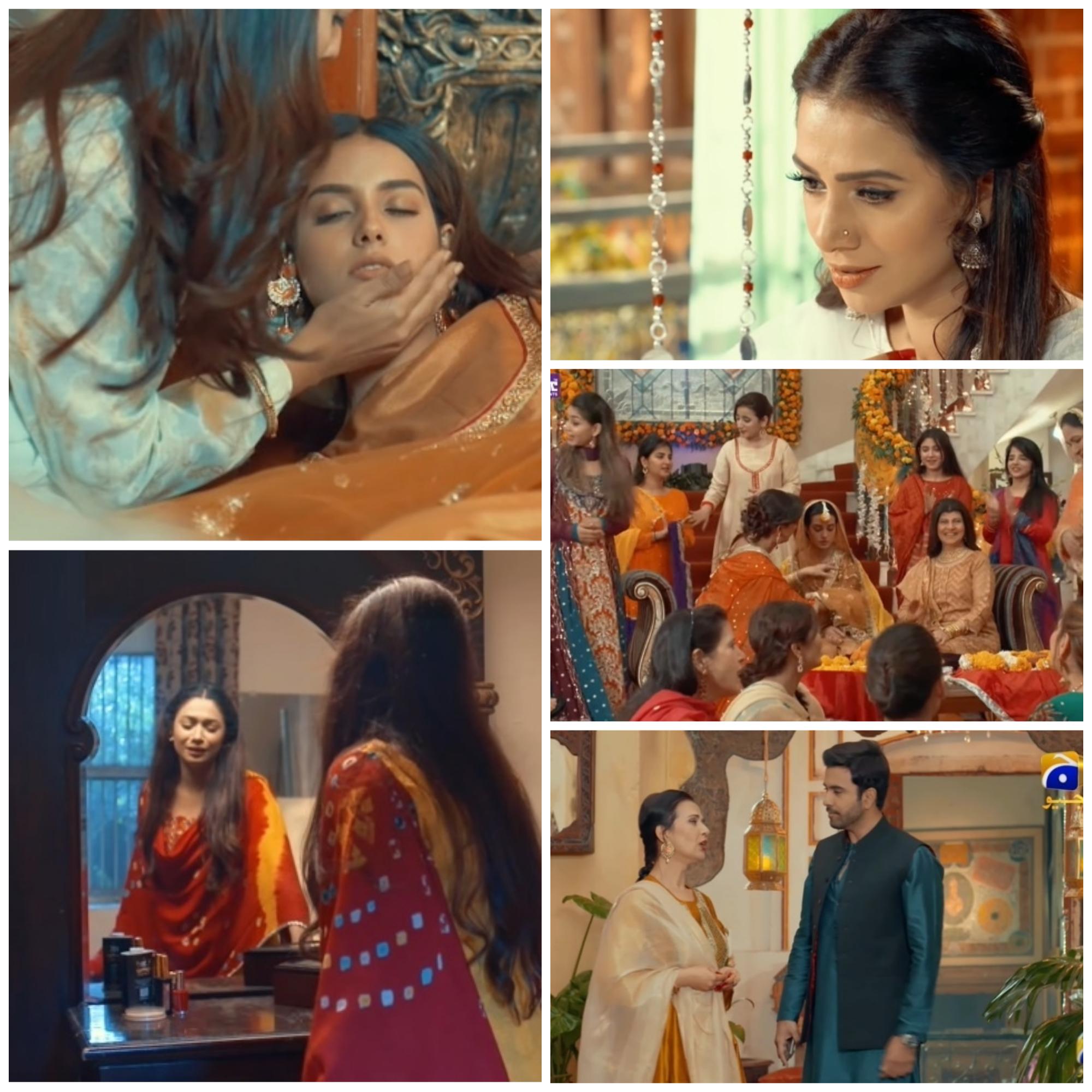 Khuda Aur Mohabbat 3 Episode 13 Story Review - The Bad News
