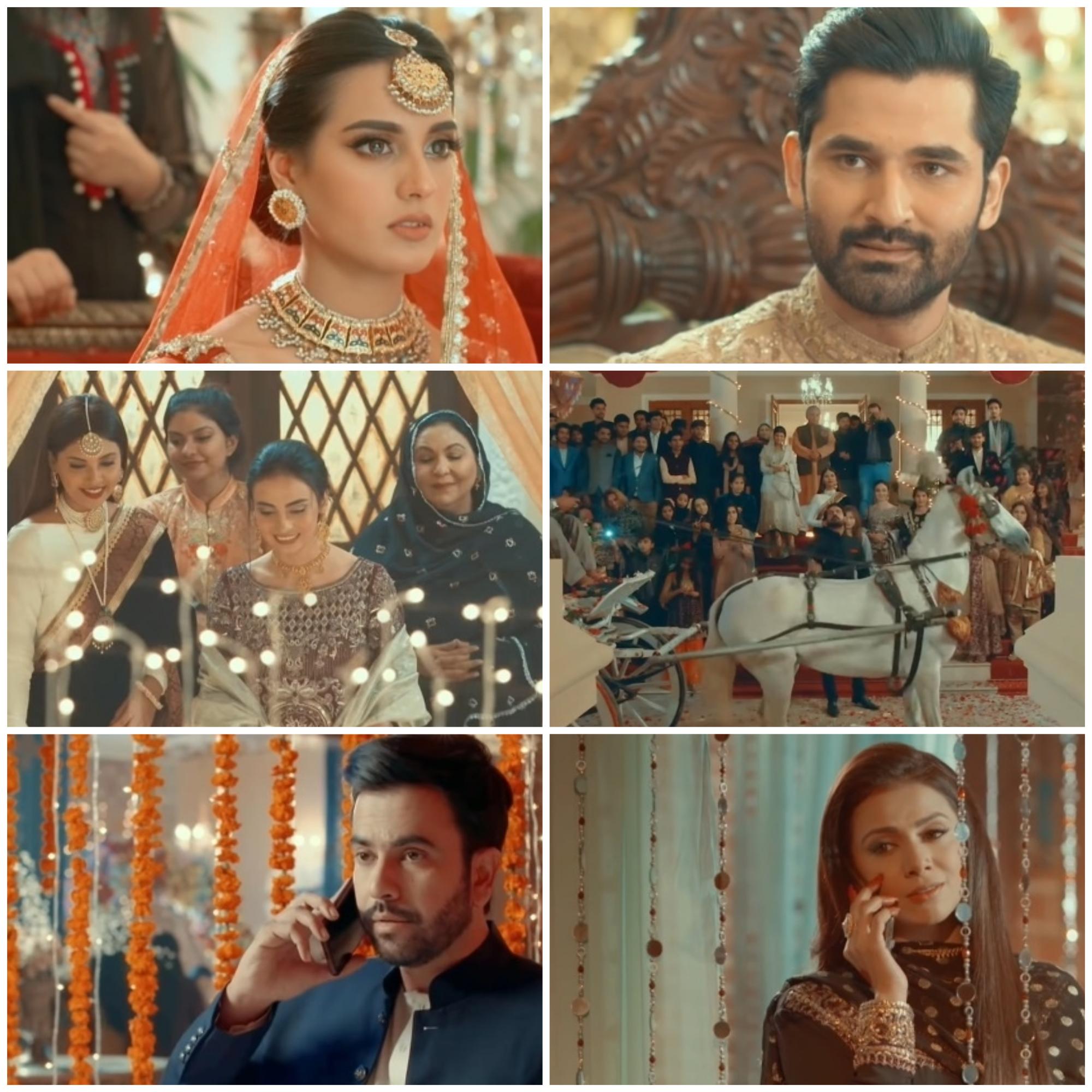 Khuda Aur Mohabbat 3 Episode 15 Story Review - Bucket Full of Tears