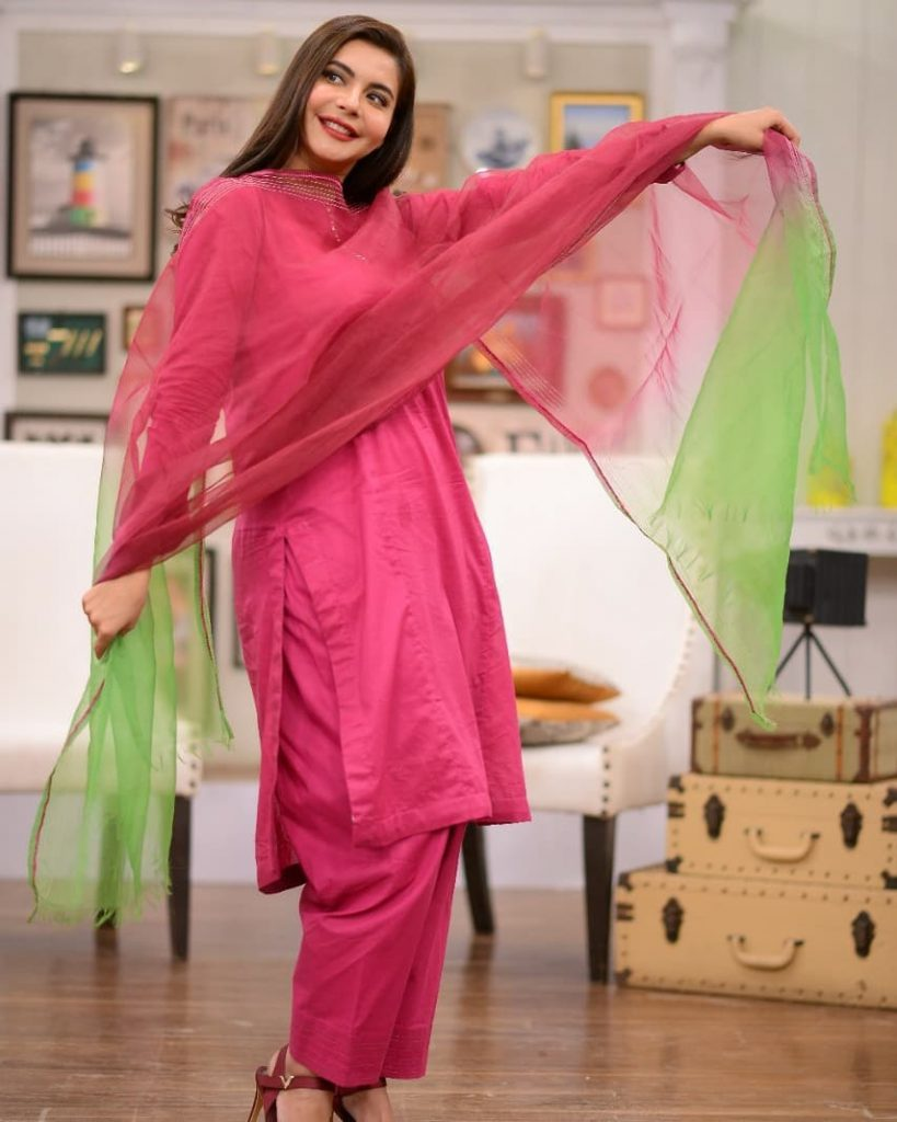 Nida Yasir Shares Her Three Day Weight Reduction Regime