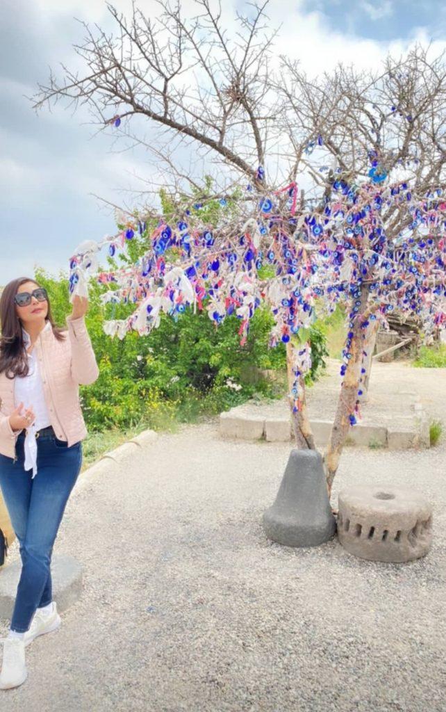 Nida Yasir & Yasir Nawaz Having Fun Time in Turkey - Pictures