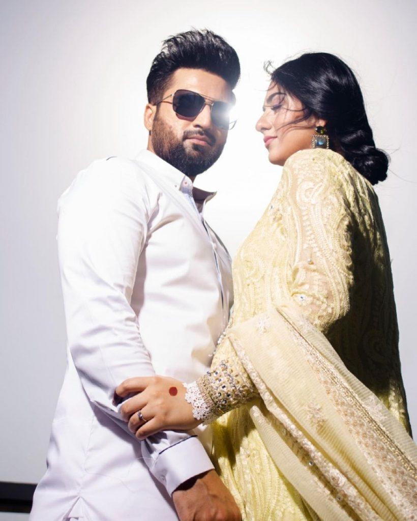 Sarah Khan And Falak Shabir Celebrates First Eid-ul-Fitr Together