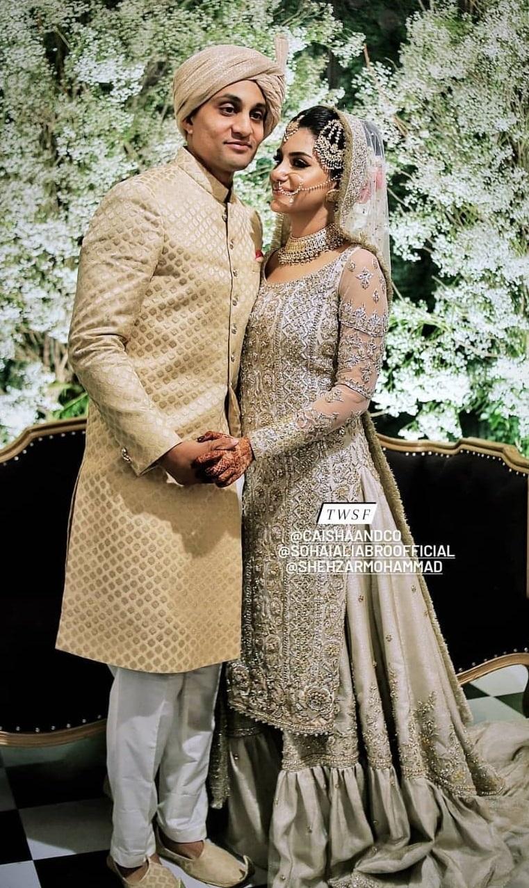 10 Beautiful Festive Looks of Pakistani Celebrities
