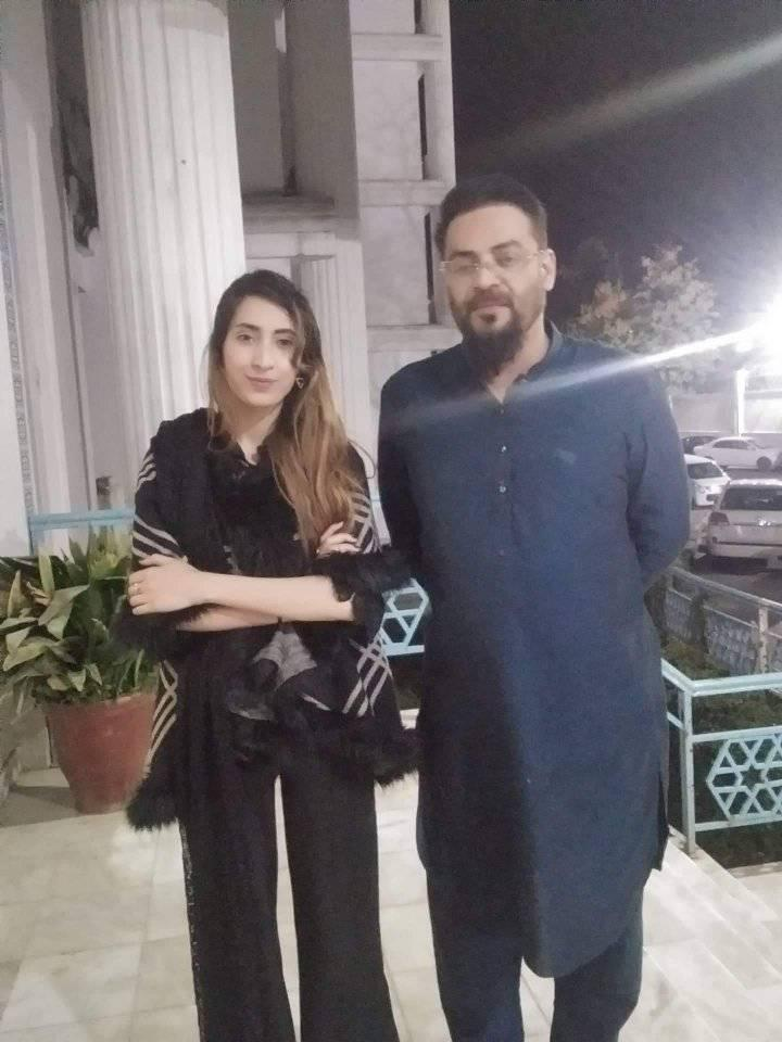 Where Is Aamir Liaquat Hussain's Third Wife - Father's Statement