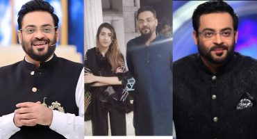 Aamir Liaquat Responds To The Lady Claiming To Be His Third Wife
