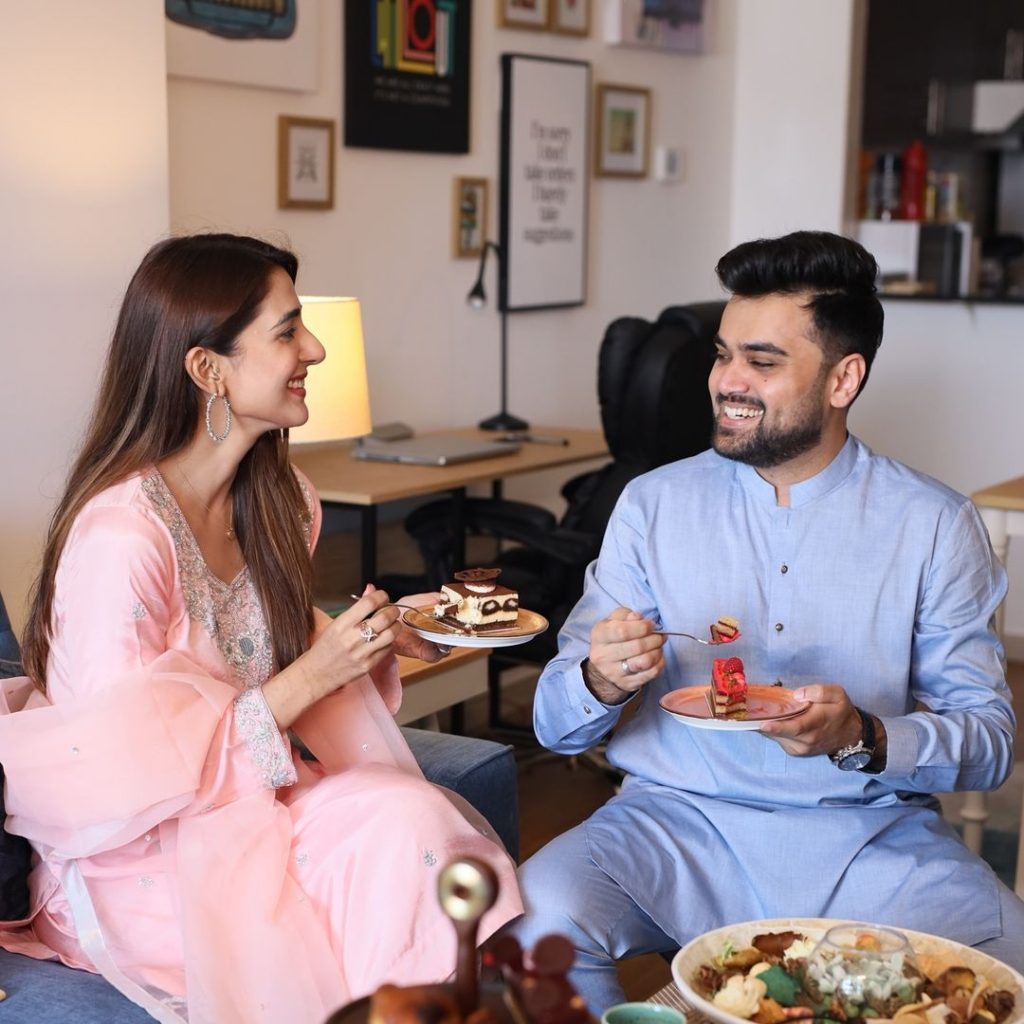 Bewitching Pictures Of Pakistani Celebrities From Eid-ul-Fitar Day 1