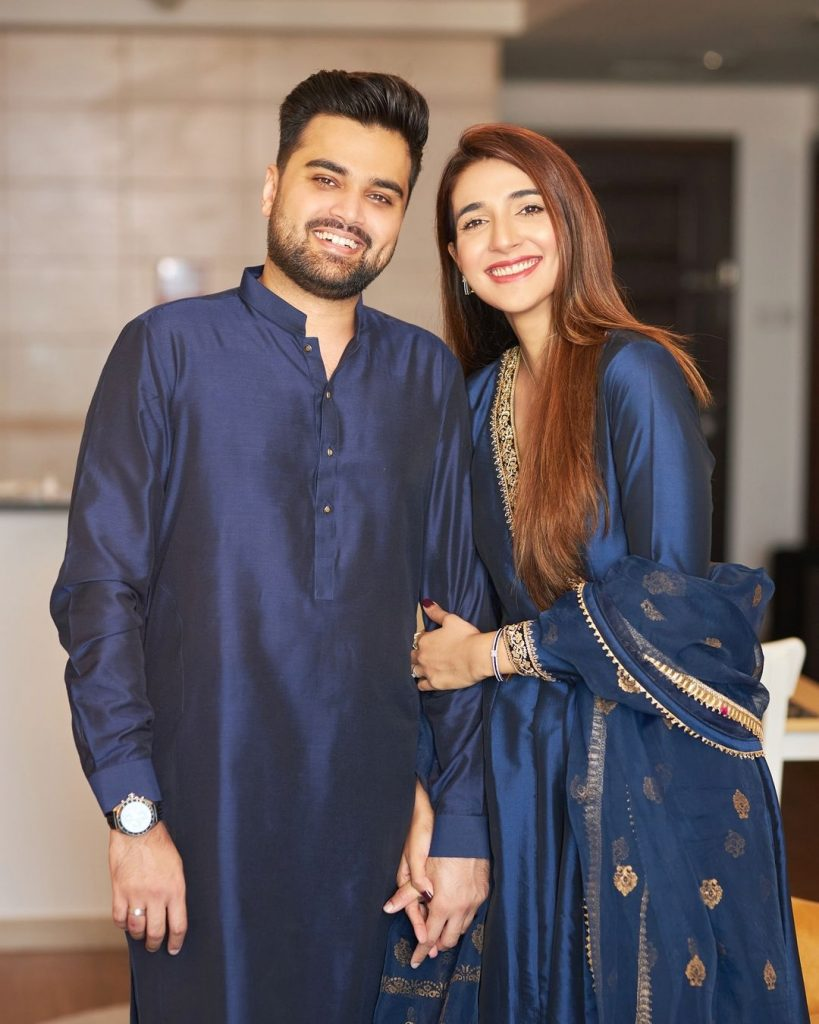 Rabab Hashim Beautiful Pictures From Eid-ul-Fitar Day 2