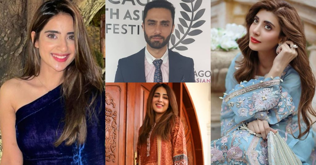 Ahmed Ali Akbar To Work With Leading Ladies Of Industry In An Upcoming Project