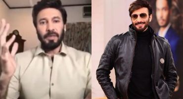 Aijaz Aslam Showed His Discomfort Upon Airing Foreign Content