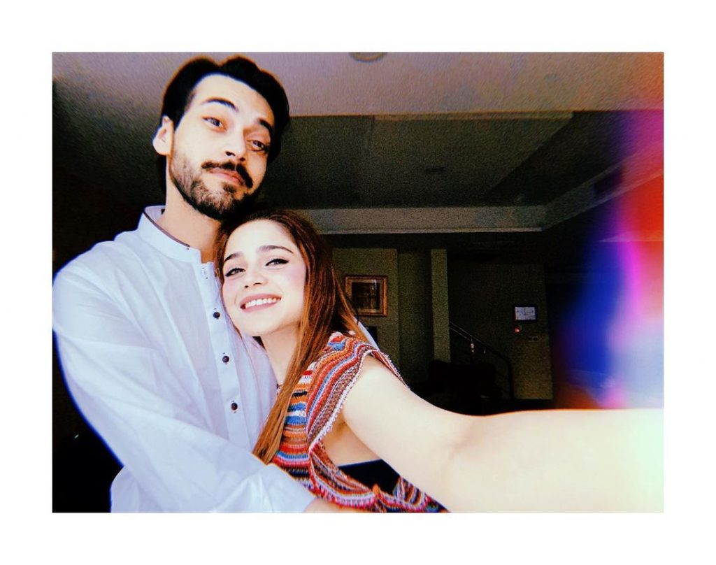 Aima Baig And Shahbaz Shigri Faces Backlash On Their Recent Picture