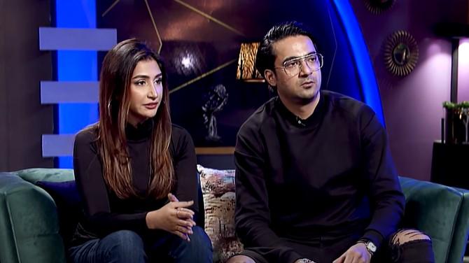 Ali Safina And Hira Tareen Shared Their Love Story
