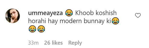 Public Reaction On Anoushay Abbasi's Recent Photoshoot