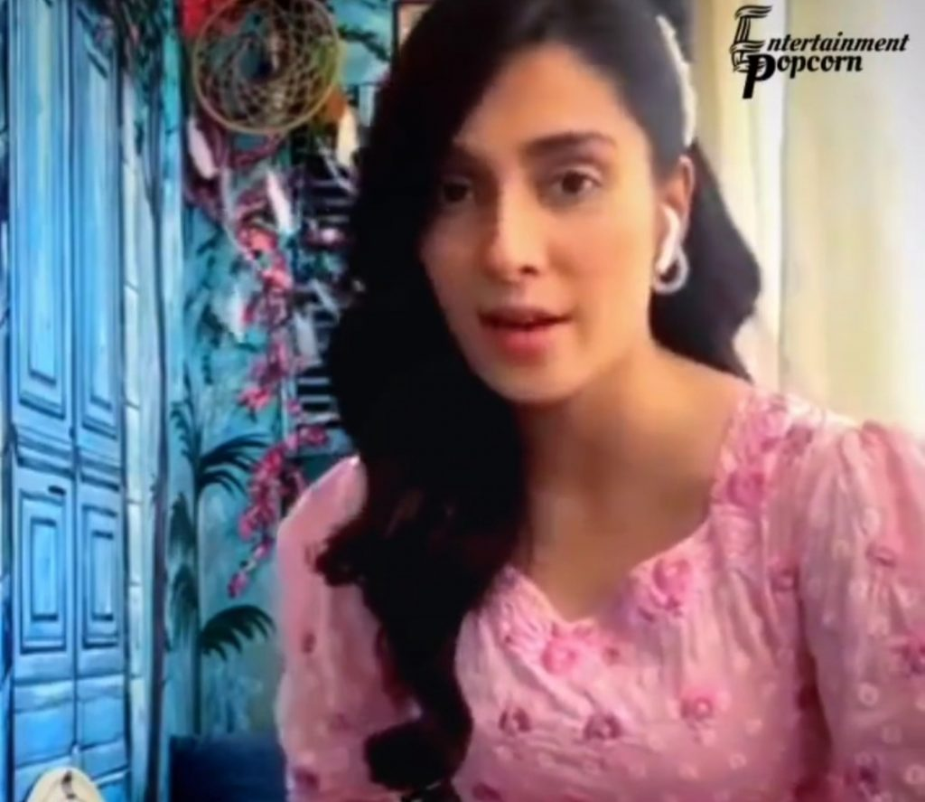 Ayeza Khan Revealed Details About Her Upcoming Project Laapata