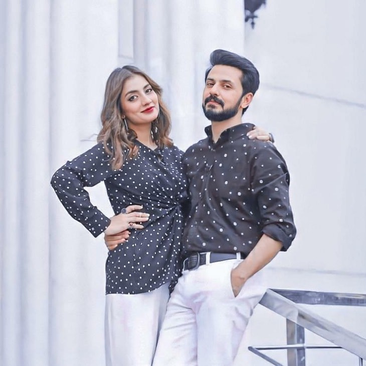 Actor Bilal Qureshi And Uroosa Bilal Blessed With A Baby Boy