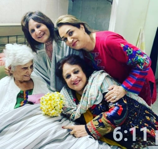 Bushra Ansari's First Statement After The Death Of Her Sister