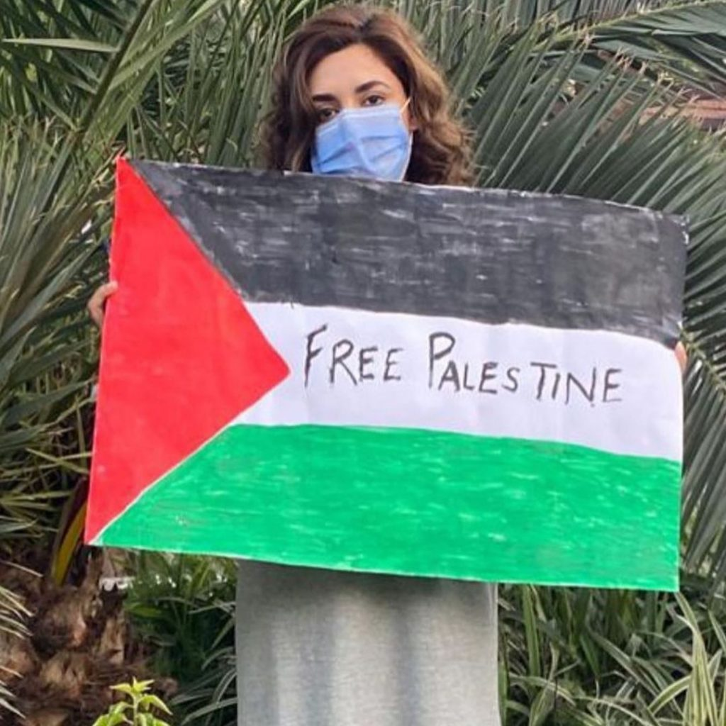 See Which Celebrities Took Their Time Out To Support Palestine