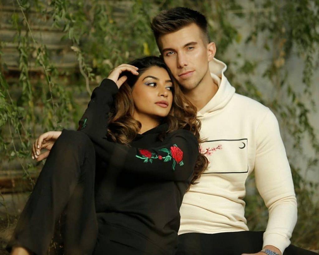 Christian Betzmann Dedicates A Heartwarming Post To Zoya Nasir