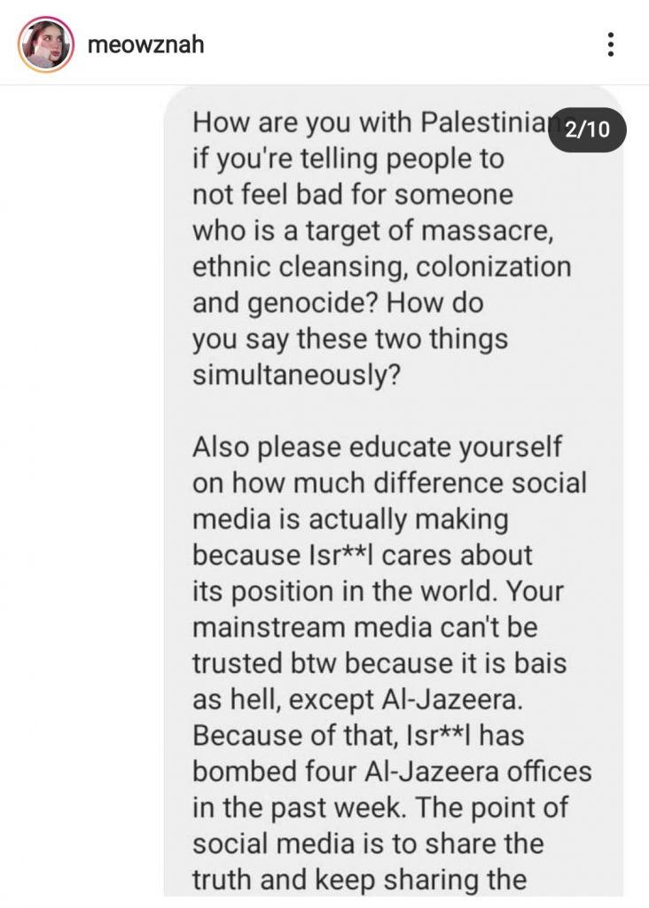 Christian Betzmann's Insensitive Take On Palestine Issue - Public Reaction