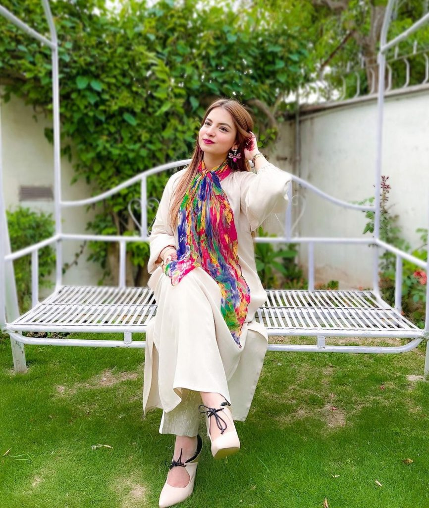Mesmerizing Pictures Of Dananeer From Eid-ul-Fitr 2021