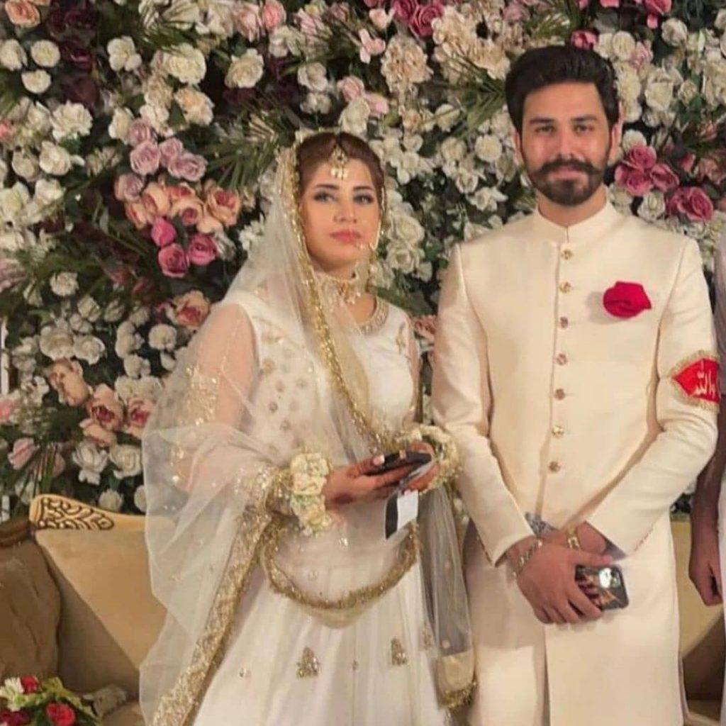 TikTok Stars Dr Madiha Khan And MJ Ahsan Tied The Knot