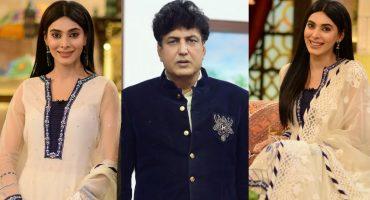 Eshal Fayyaz Opens Up On Her Marriage Rumors With Khalil-Ur-Rehman Qamar