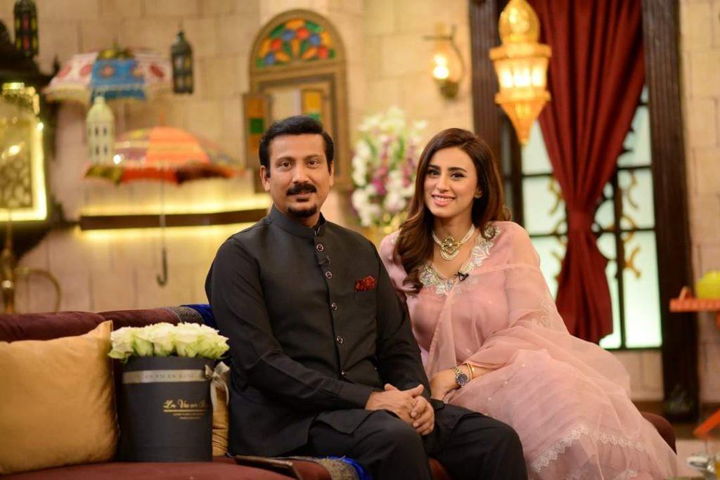 How Madiha Naqvi And Faisal Sabzwari Got Married