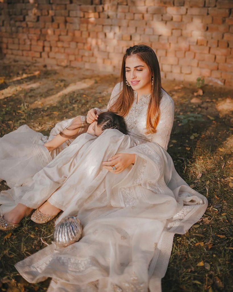 Fashion Designer Faiza Saqlain- Adorable Family Photoshoot