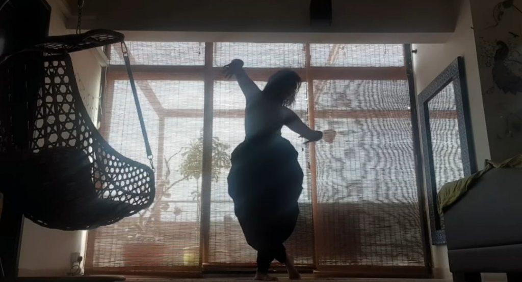 "Faryal Mehmood Dancing Like A Dream On The OST Of ""Raqeeb Se"""