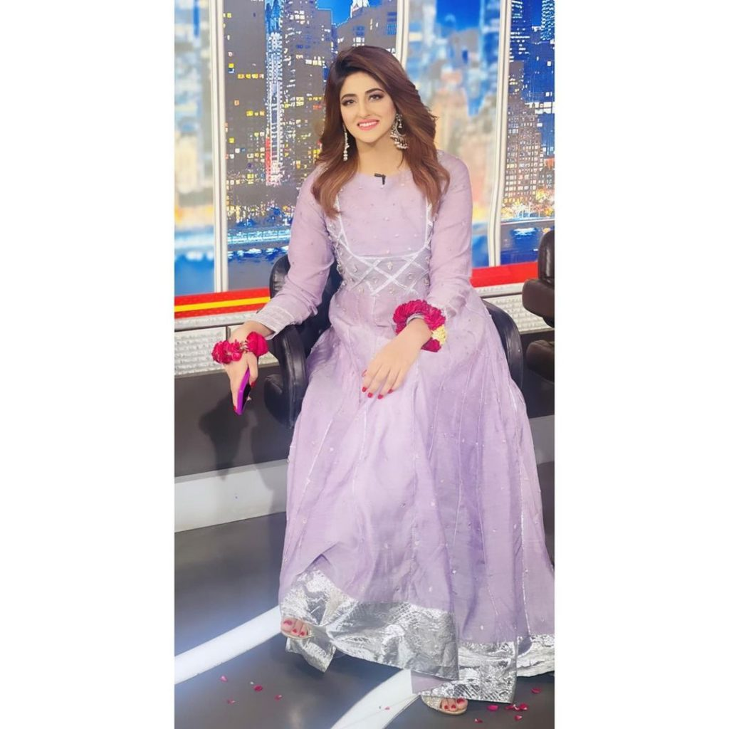 Beautiful Eid Pictures Of Fatima Sohail