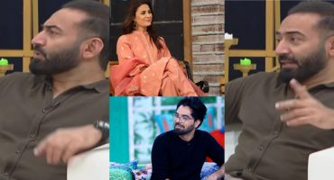 Nadeem Baig Revealed Real Story Behind Yasir Hussain And Nausheen Shah Viral Feud