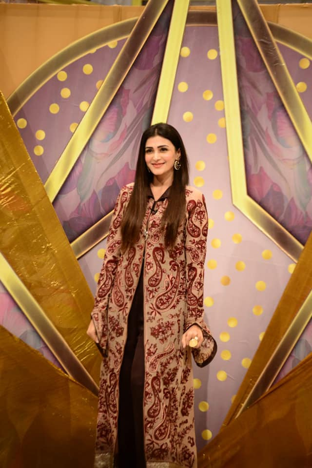 Celebrities Pictures From GMP Eid Show Day 2