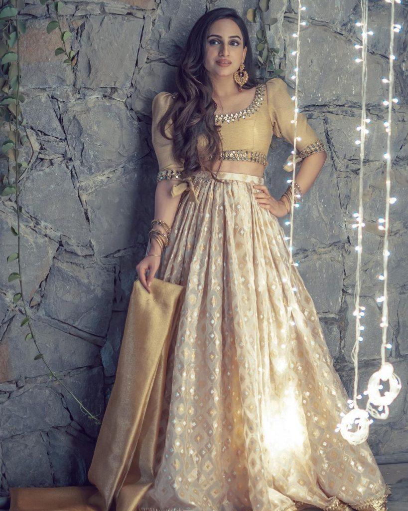 Onset Wedding Pictures Of Zainab Shabbir And Usama Khan