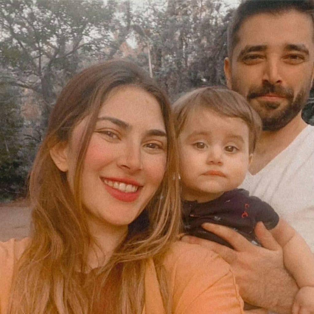 Naimal Khawar Gushes About Her Supportive Husband Hamza Ali Abbasi