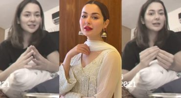 Hania Aamir Got Emotional Sharing Complex Relationship With Father