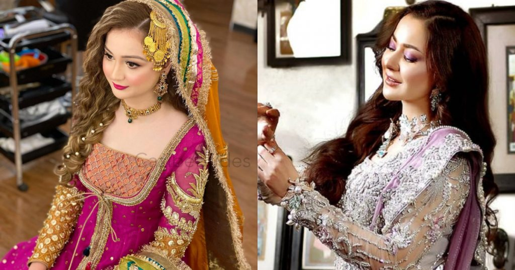 This Bride Looks Like The Lost Twin Of Hania Aamir