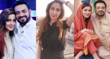 Haniya Khan Claims Tuba Aamir And Aamir Liaquat Are Divorced
