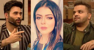 Here Is How Aadi And Faizan Enraged Maria Wasti