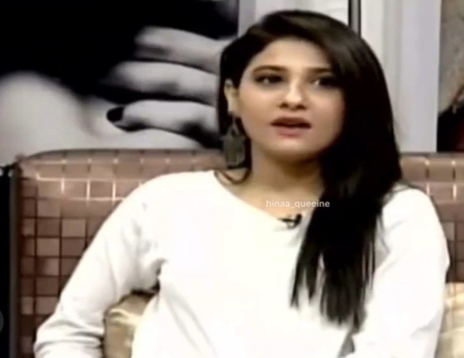 Here Is What Hina Altaf Said About Aagha Ali Before Marriage