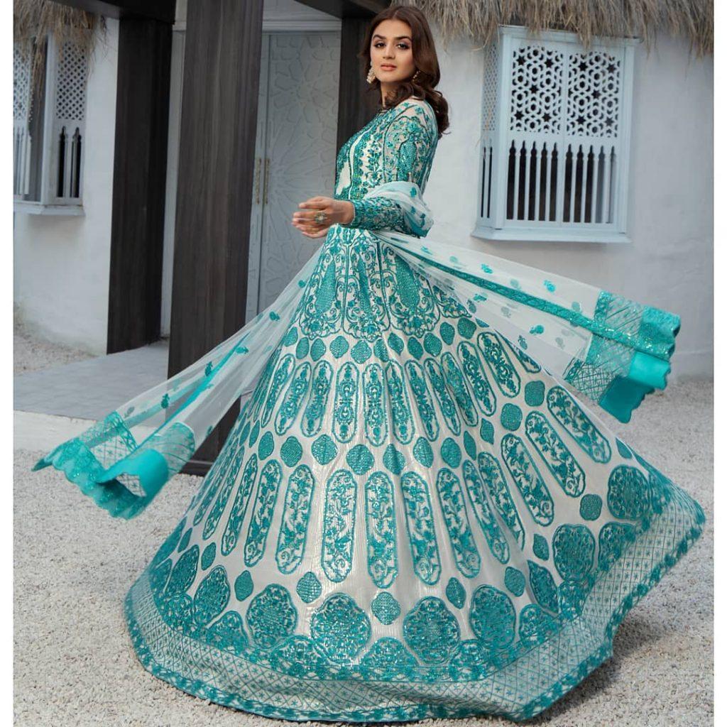 Hira Mani Slaying In Her Latest Bridal Shoot